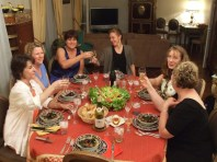 France with fabulous friends!