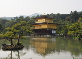 Japan_Kyoto_Kinkakuji-Tempel