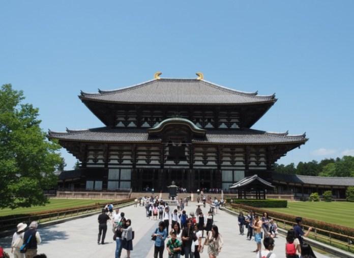 Japan_Nara_Tempel 1