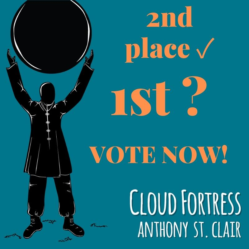 CLOUD FORTRESS is in 2nd place... can we take 1st?