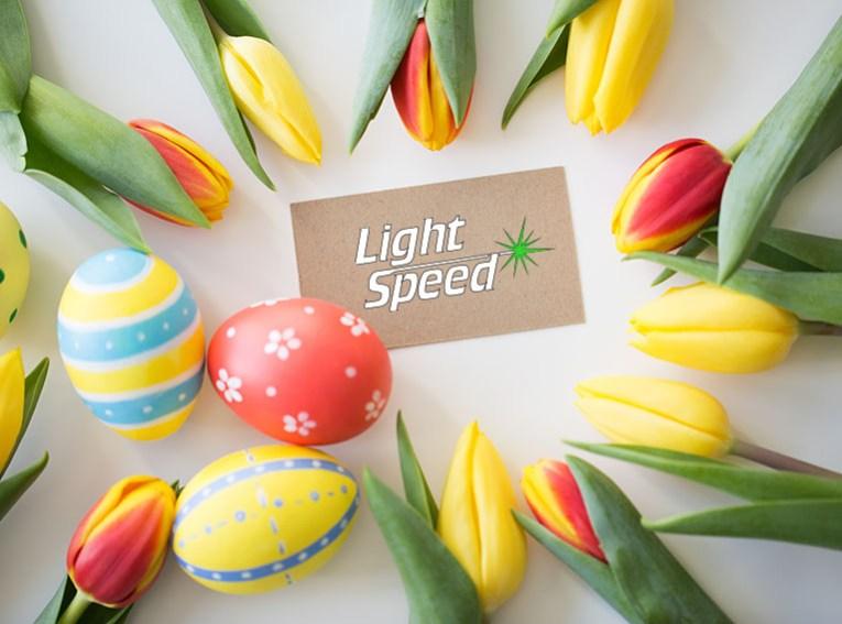Spring with LightSpeed