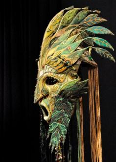 Daphne - a riparian mask