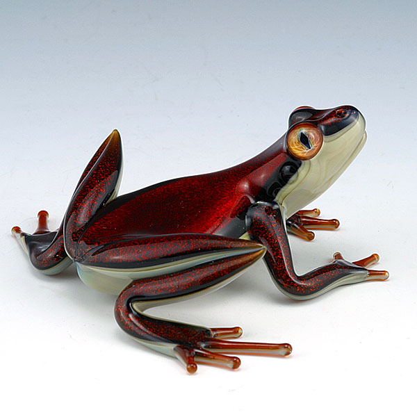 BISSON+Frog+Dichroic+Red