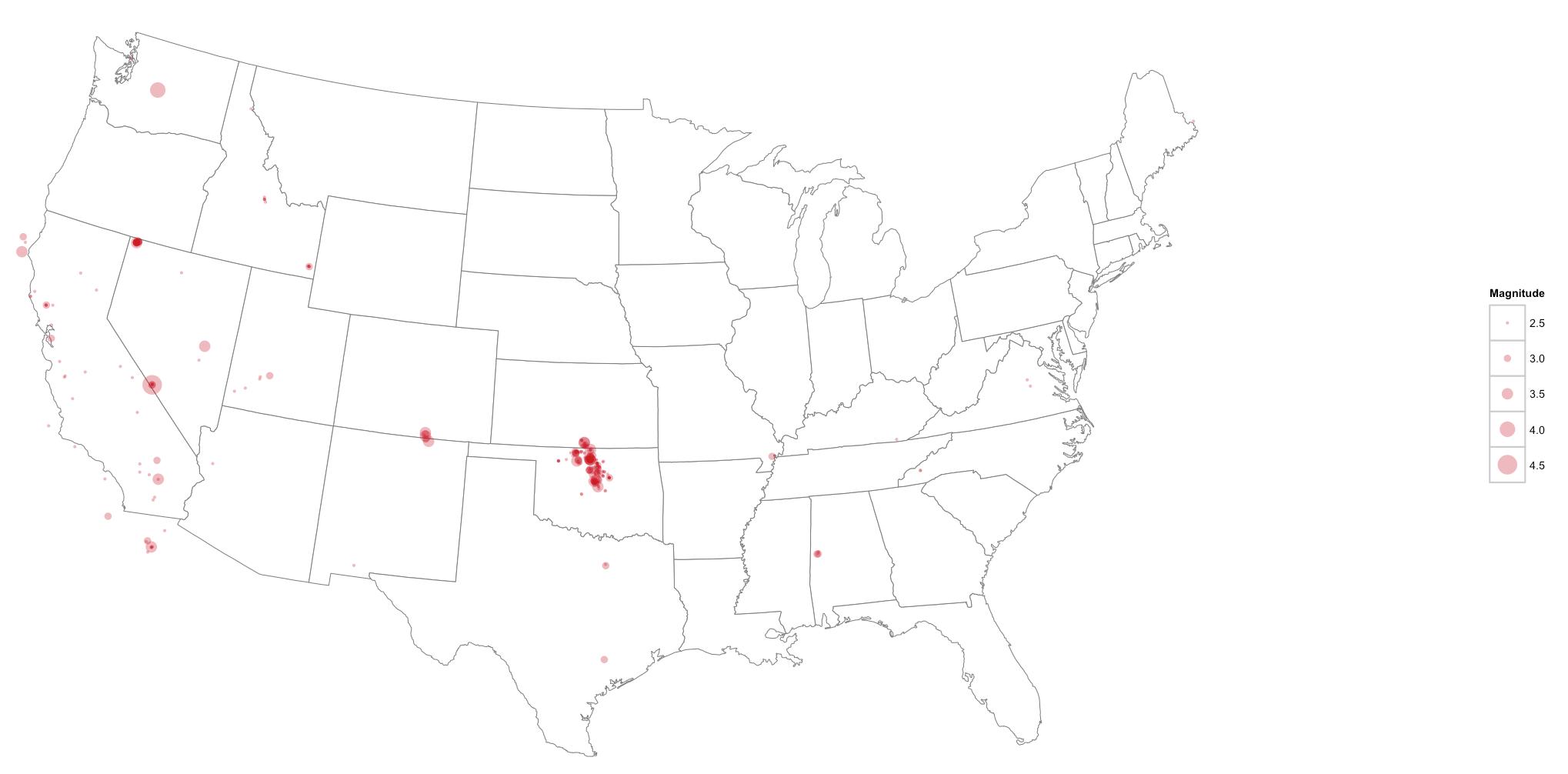 Simple Lower US 48 Albers Maps Local noAPI CityState