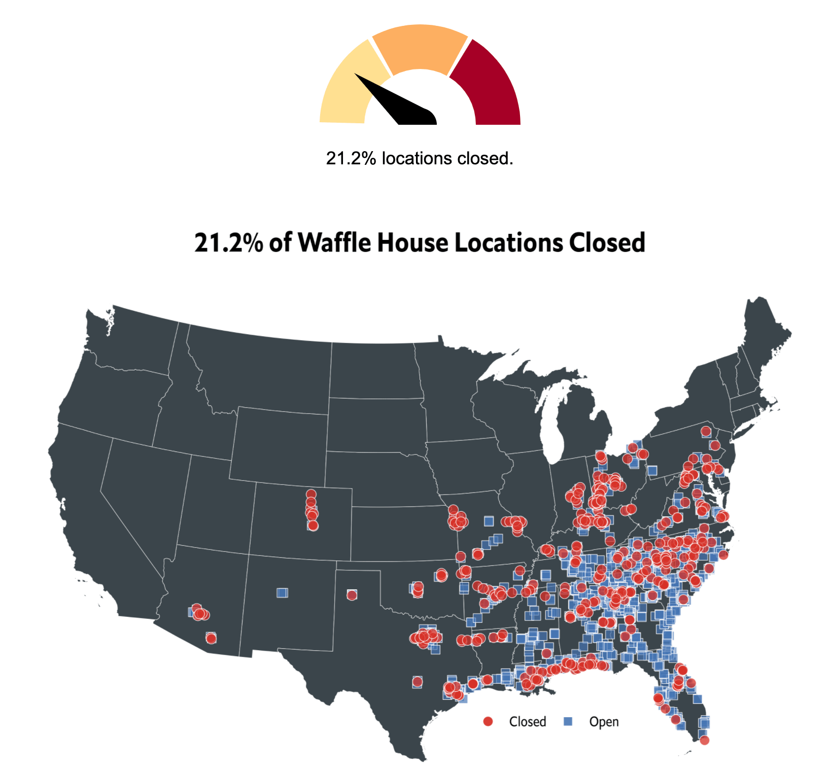 The Waffle House Index