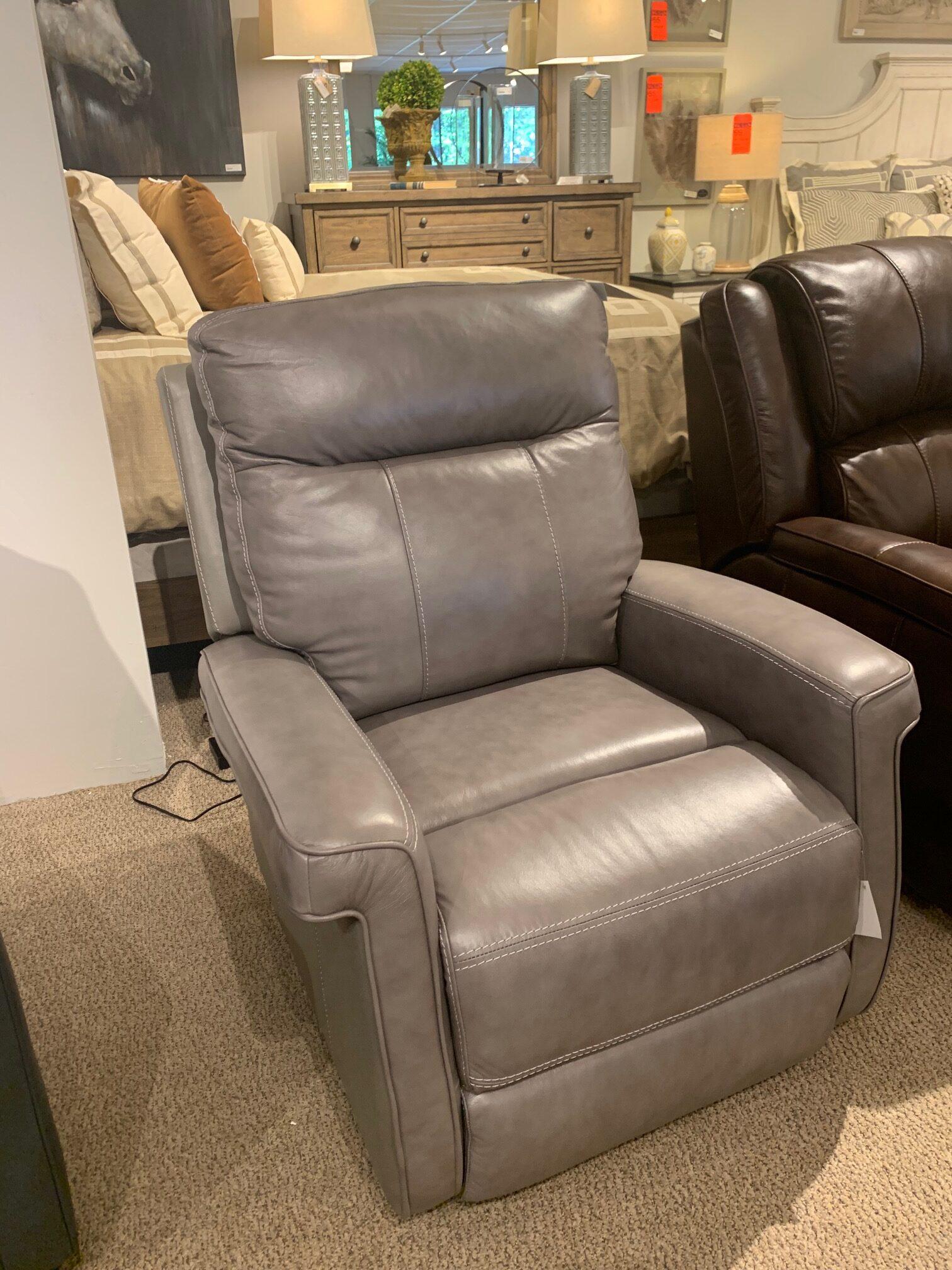 3501 Pop 3501 Mathews Recliner By Bassett Rudd Furniture