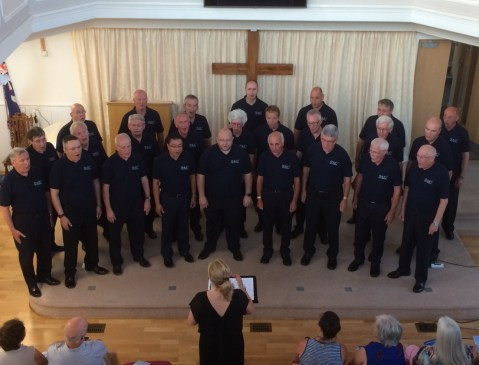 South Notts Men's Chorus Summer Concert @ Ruddington Methodist Church | Ruddington | England | United Kingdom