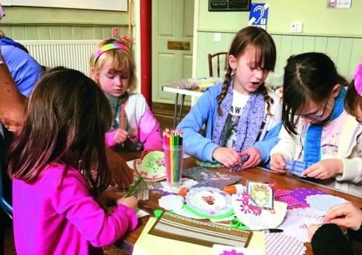 Summer Holiday Crafts for Kids @ Chapel Art Gallery | Ruddington | England | United Kingdom