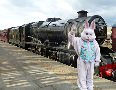 "Easter ""Egg-spress"" Steam Specials @ Great Central Railway 