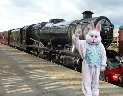"Easter ""Egg-spress"" Steam Specials @ Great Central Railway | Ruddington | England | United Kingdom"