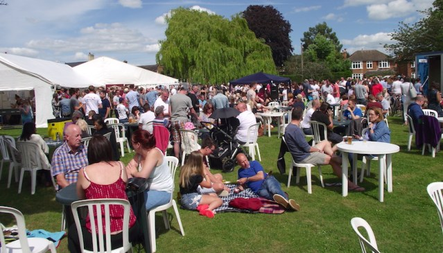 RuddFest 2020 POSTPONED - Ruddington Beer & Cider Festival @ Ruddfest Marquee & around Ruddington | Ruddington | England | United Kingdom