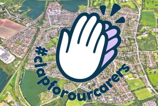 Clap For Our Carers in Ruddington @ Ruddington Village