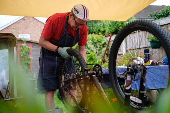 FREE Ruddington Cycle Safety Checks and Fixes @ Ruddington Village