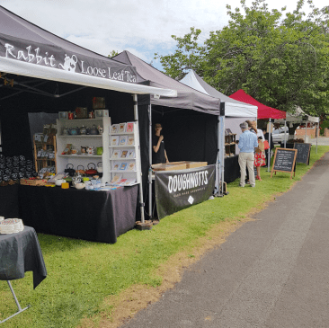 Ruddington Village Market @ Ruddington Village Green