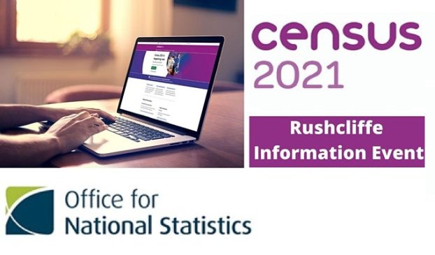 FREE Census 2021 Help Session @ Online