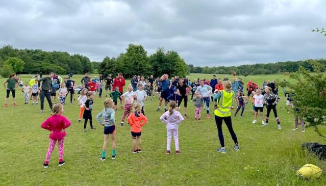 Rushcliffe Junior Parkrun @ Rushcliffe Country Park | Ruddington | England | United Kingdom