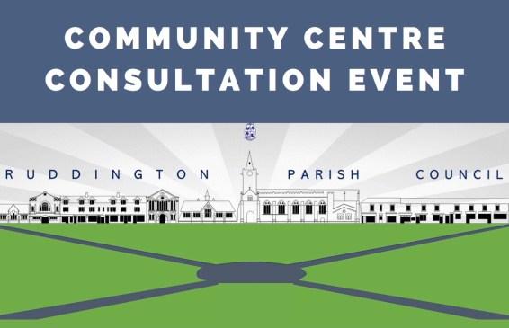 New Community Centre Design Consultation @ St Peter's Rooms