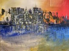 Renee Mascari painting