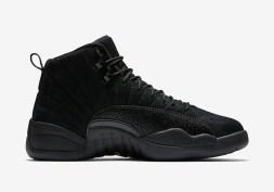 "Air Jordan 12 OVO ""Black"""