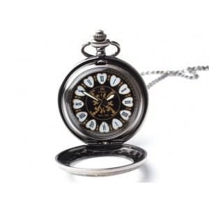 ELEGANCJA CZERNI III – zegarek kieszonkowy