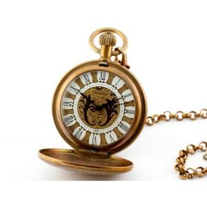 Złota busola III – zegarek kieszonkowy