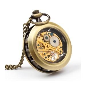 Złoty smok II – zegarek kieszonkowy