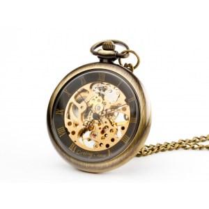 Złoty smok – zegarek kieszonkowy