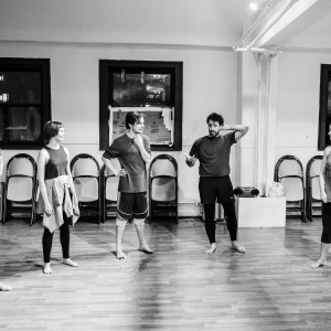 Shakespeare's Ensemble: Clown and Combat in Twelfth Night Weekend Workshop (February, 2017)