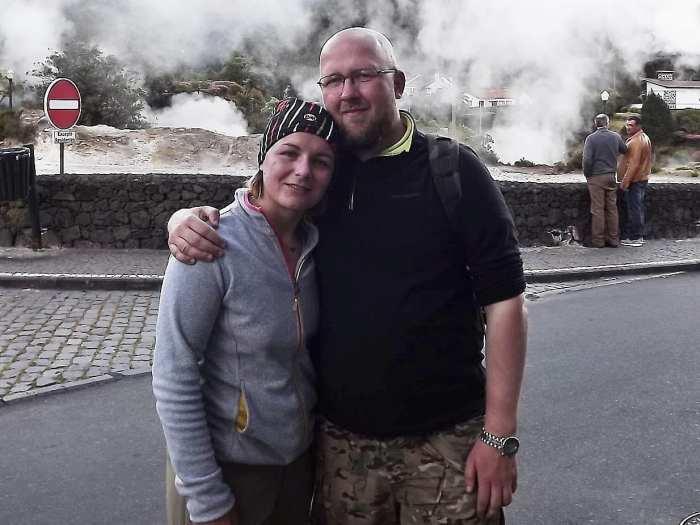 Beata i Marcin z bloga Album z podróży