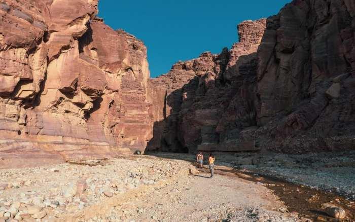 kanion wadi numeira