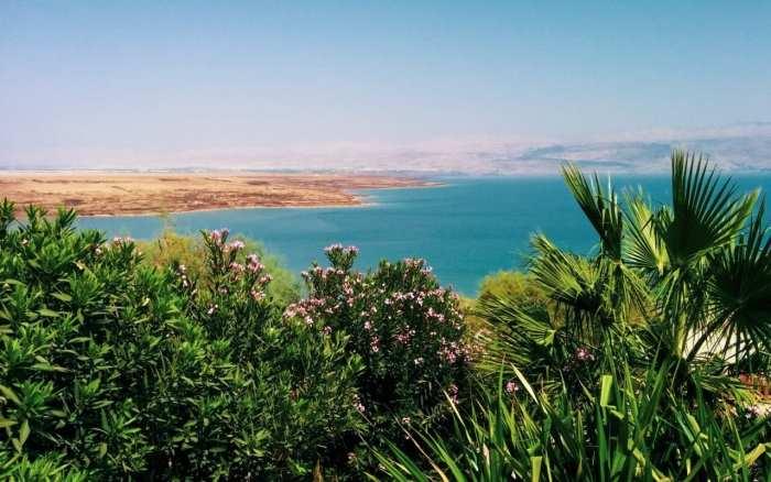 izrael morze martwe