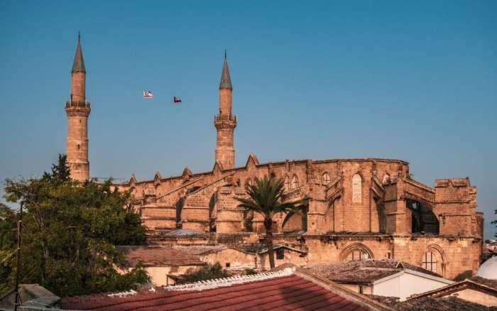 cypr-północny-meczet-w-nikozji