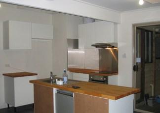 Kitchen after renovationer