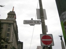 & University Avenue