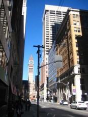 Bay Street in the Sun