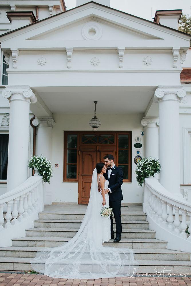 ślub w stylu klasycznym romantycznym