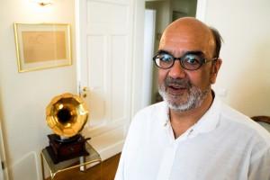 Der Musikwissenschaftler Michael Stegemann (Foto: Niklas Rudolph)