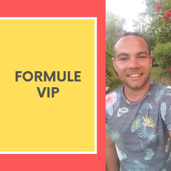 Formule VIP Coaching Rudy Collignon