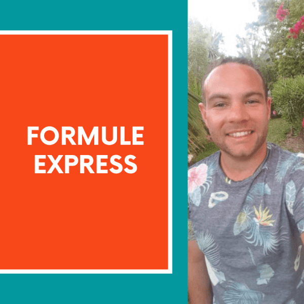 Formule express Rudy Collignon