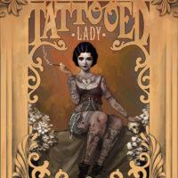 """The Amazing Tattooed Lady"" digital"