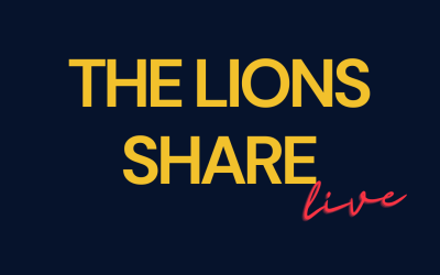 Black History Month 2020: The Lions Share goes LIVE