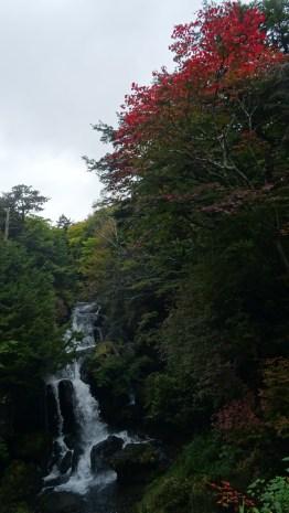 Ryuzu waterfalls