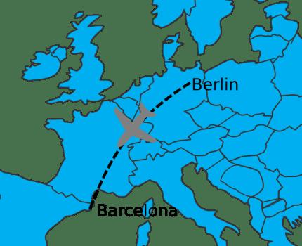 Treffen in Barcelona
