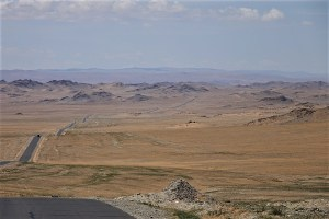 Crossing Mongolia