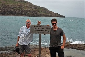 the northernmost point of the australian continent
