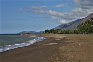 East coast Grande Terre