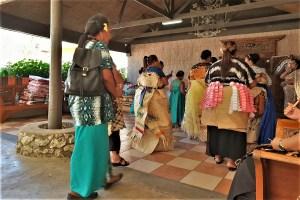 Einladung zur Hochzeitsfeier auf Tonga