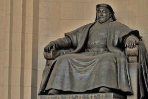 Dschingis Khan Statue Ulaanbaatar