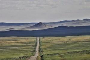Through Mongolia