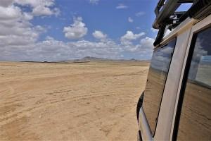 Auto in der Mongolei